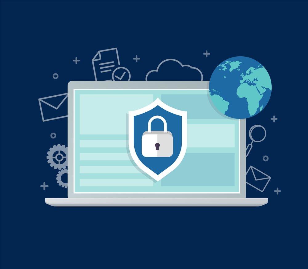 VPN Virtual Private Network sikkerhet